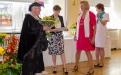 Ehrung Dr. Jutta Kaestner für außergewöhnliche Spenden