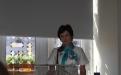 Präsidentin Bärbel Riemann führte durch das Programm