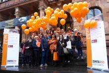 Zonta Says No - Färb die Welt Orange!
