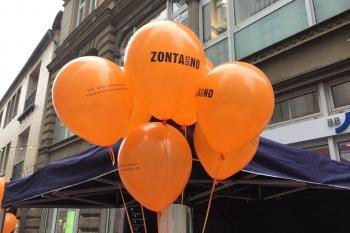 Zonta sagt Nein zu Gewalt an Frauen