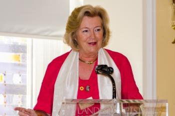 Ambassador der ZI Foundation sprach mit Herzblut über das Zonta-Leuchtturmprojekt: Ending Child Marriage